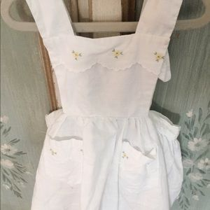 Other - Girls Vintage Cotton Dress